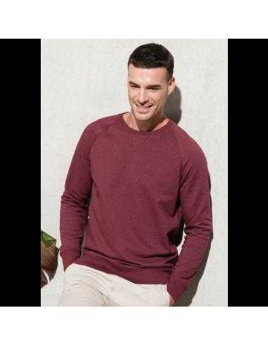 Sweat -shirt BIO col rond Homme