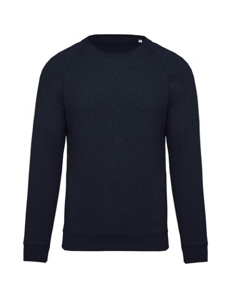 Blue Navy French Heather