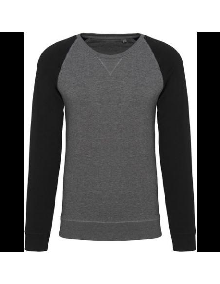 Grey heather/ Black
