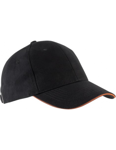 Black-Orange-Black