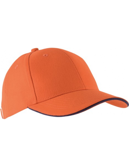 Orange - Navy - Orange