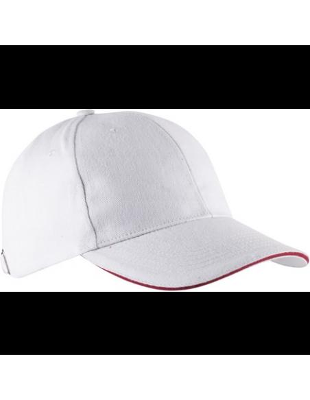 White - Red - White